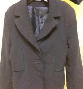 Школьный пиджак 140 рост