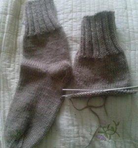 Носки зимние