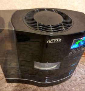 Увлажнитель очиститель ионизатор воздуха
