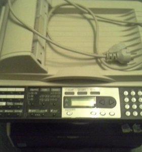 4в1 принтер+сканер+ксерокс+факс
