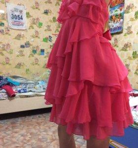 Платье, рост 122