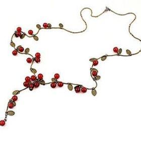 Ожерелье + браслет