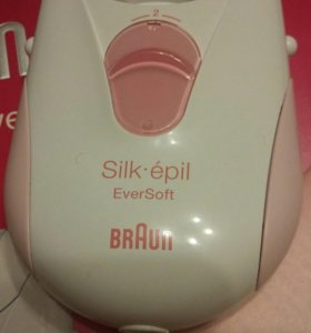 Эпилятор BRAUN Silk