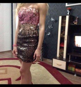 Платье из Love Republic