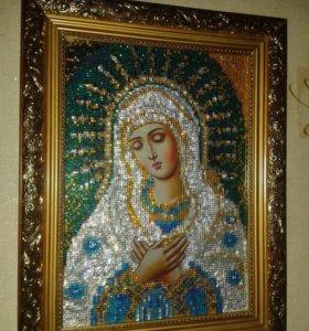 ИКОНА -Богородица Умиление.