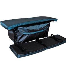 Сумка под банку с накладками для лодки пвх