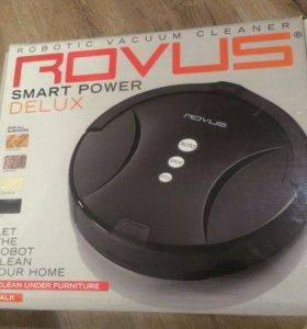 Робот-пылесос Rovus Smart Power Delux S560