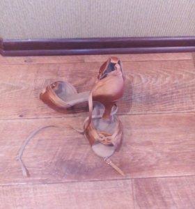 Туфли для танцев 36 размер