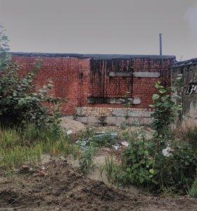 2 места под строительство гаражей