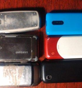Телефоны на зап части