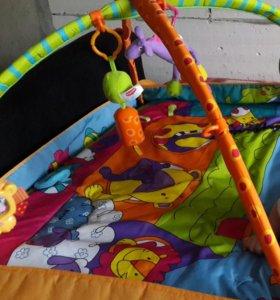 Развивающий игровой коврик Tiny Love