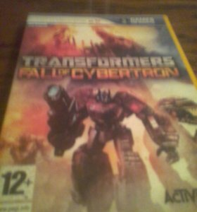 Transformers fall of cyberon