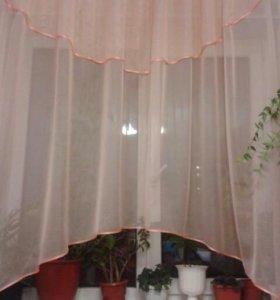 Новая арка тюль вуаль