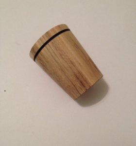 Стопка деревянная