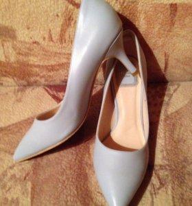 Новые туфли Christian dior