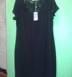 Платье шифон 48 sela новое