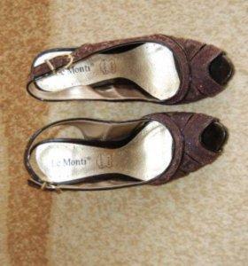 Туфли босаножки