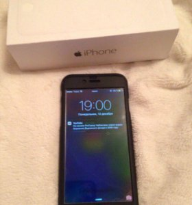 iPhone 6 64gb и iPod touch 5 32gb