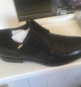 Ботинки мужские Fabi