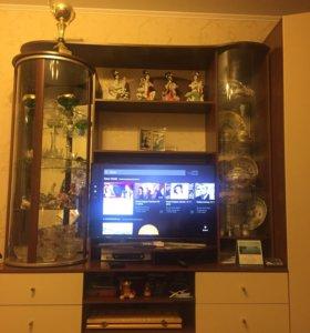 Стенка для телевизора+шкаф
