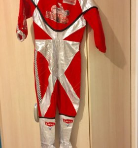 Новогодний костюм гонщика Тачки