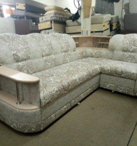 """Угловой диван """"Швед"""""""