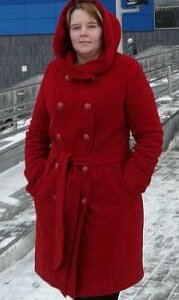 Пальто на утеплителе (синтепон)