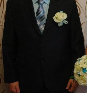 Мужской костюм. Размер 60-62