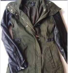 Продается куртка H&M
