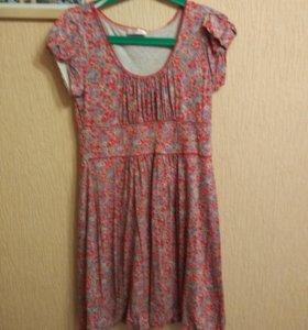 Платье весна лето