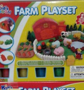 Набор для лепки из теста Ферма