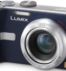 Цифровой фотоаппарат Panasonic Lumix DMC-TZ1
