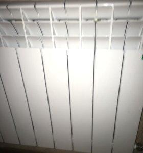 радиаторы отопления биметал