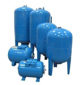 Гидроаккумуляторы для станций насосных