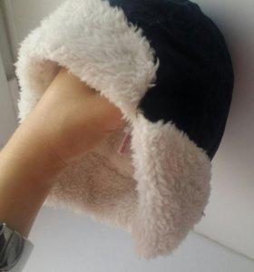 Новая шапка весна-осень Zara 2 года