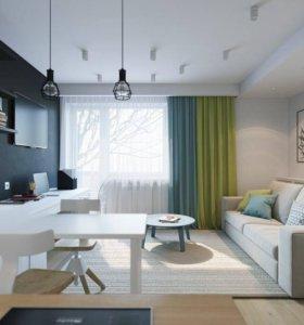 Квартира 31 м2