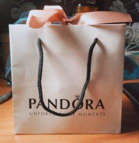 Колечко Pandora новое!