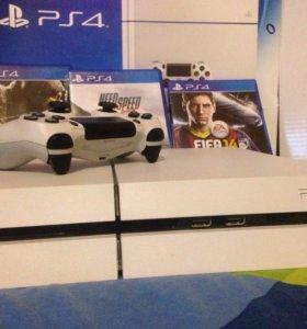 PlayStation 4 +  PlayStation camera