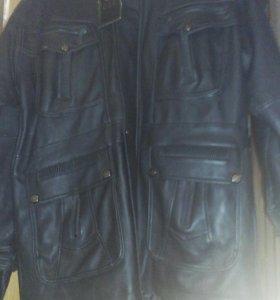 ПРОДАМ СРОЧНООО!!!!!!!! Мужская куртка до 28