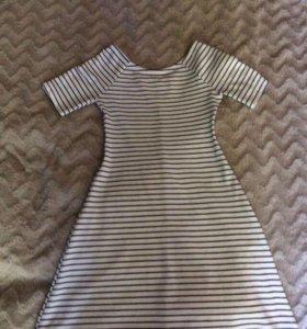 Женское новое платье