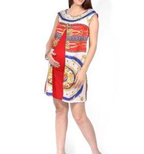 Платье- туника праздничное