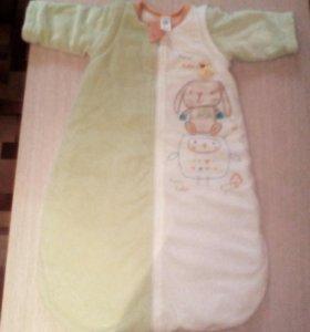 Спальник для мальчика Baby Club ca