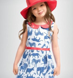 Платье 3-5лет