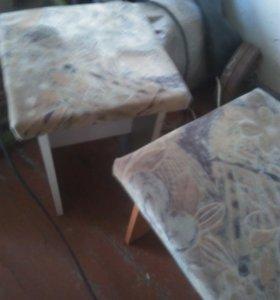 Стол мягкие