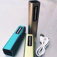Внешний источник питания USB металлический