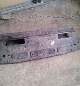 Лада КАЛИНА  Задняя панель багажника