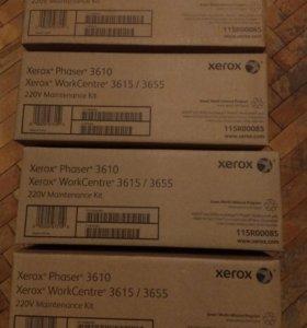 115R00085 Термоблок для xerox phaser 3610, wc 3615