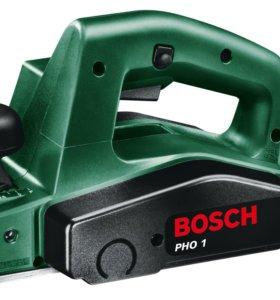 Рубанок Bosch PHO1 500вт