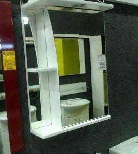 Подвесной шкафчик-зеркало