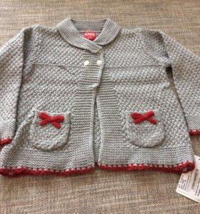 Новый кардиган Zara Hm mothercare